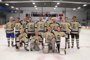 2016 Knights CRL Spring Session Champions