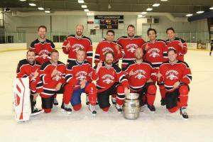 2018 Hawks CRL Spring Session Champions