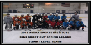 2013 3on3 Spring League