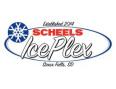 Scheels-IcePlex-Logo