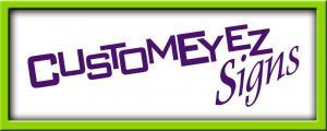 Customeyez Design Logo