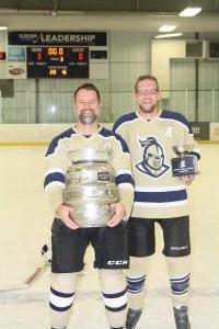 John Roesler & Kyle Sampson